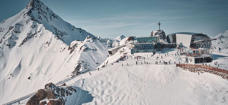 Skigebiet Sölden